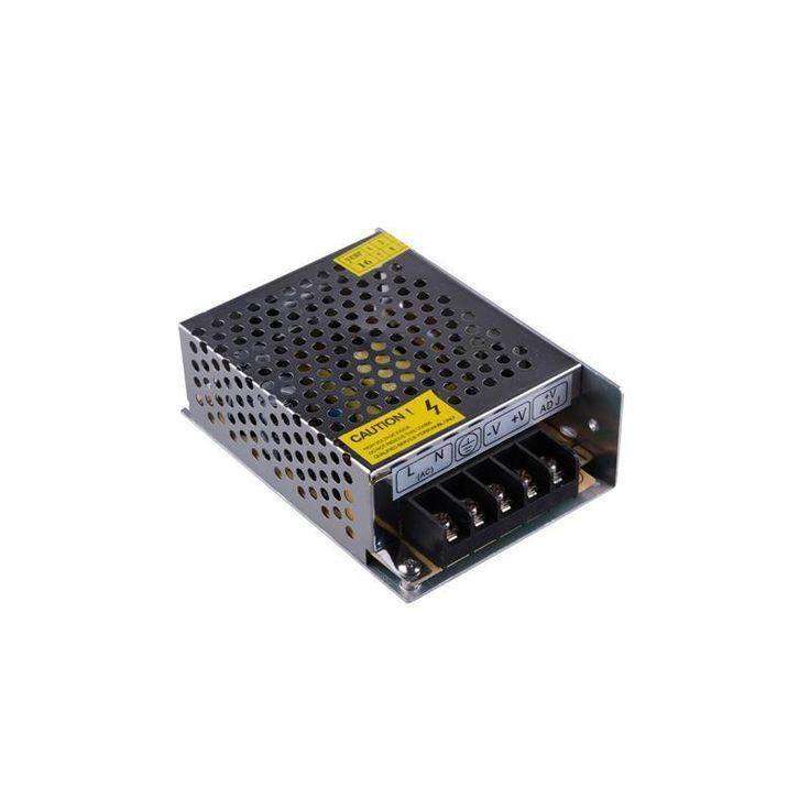 ΤΑΙΝΙΕΣ LED : ΤΡΟΦΟΔΟΤΙΚΟ 12V DC 50W IP20 N.147-70510