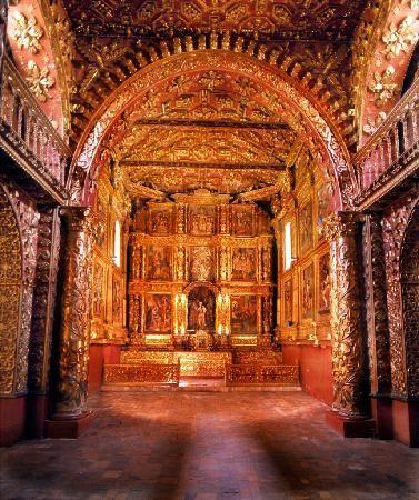 Capilla del Rosario de Santo Domingo de Guzmán, Colombia