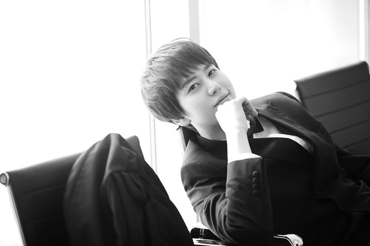 SJM Guest House - Kyuhyun (Awake already, uh? Don't smile like that, do you?)