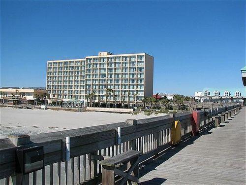 Folly Beach Charleston Sc Hotels Hotel Tides United