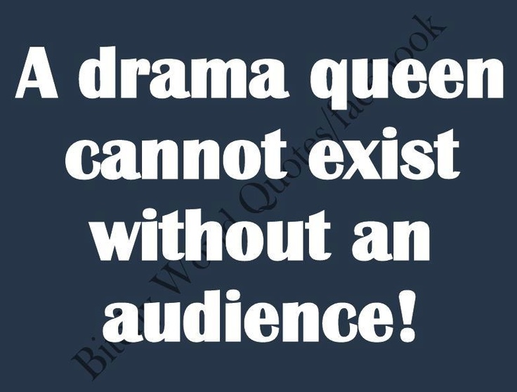 Be careful those who are being an audience....you're not helping, just fueling the fire.