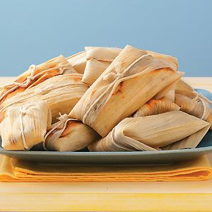 How to Make Tamales from tasteofhome.com