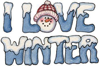 Snowmen Love Winter