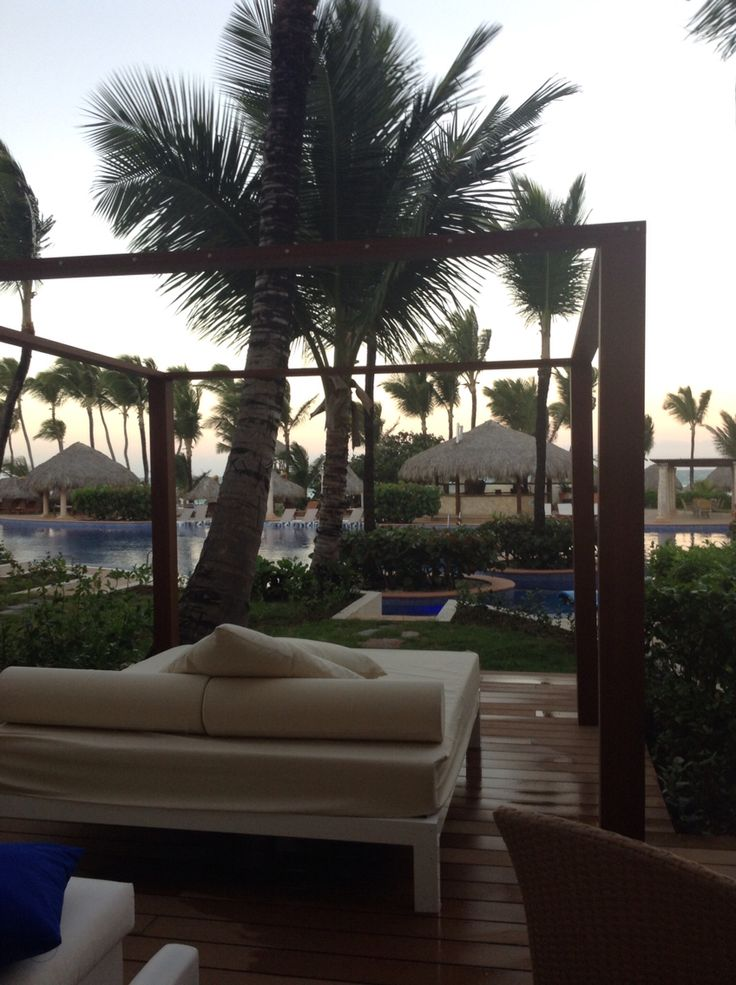 Excellence Punta Cana - Excellence Club Jr. Swim Up Suite - great place to honeymoon!