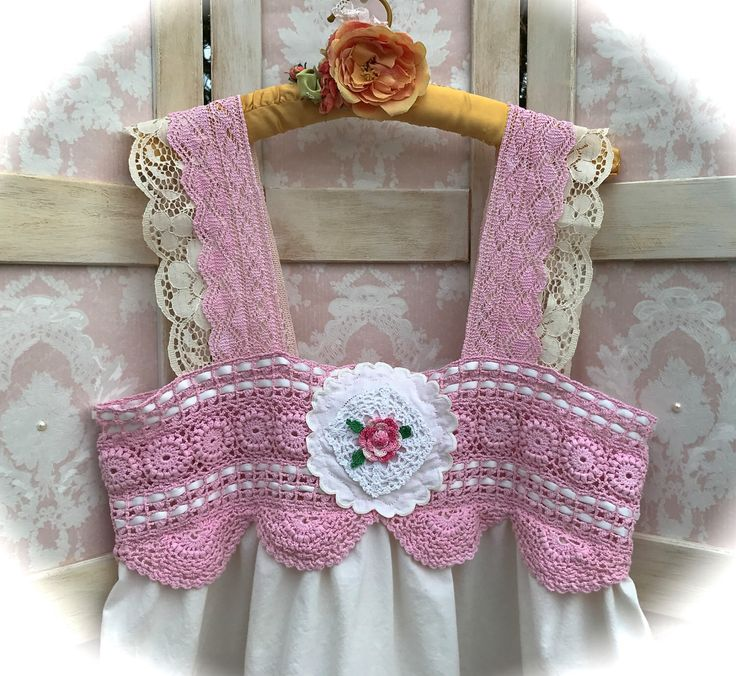 Izzy Roo Happily Ever After Pink Cami Top Sweet n Darling  Shabby Chic Sweet Size Large by IzzyRoo on Etsy https://www.etsy.com/listing/501984865/izzy-roo-happily-ever-after-pink-cami