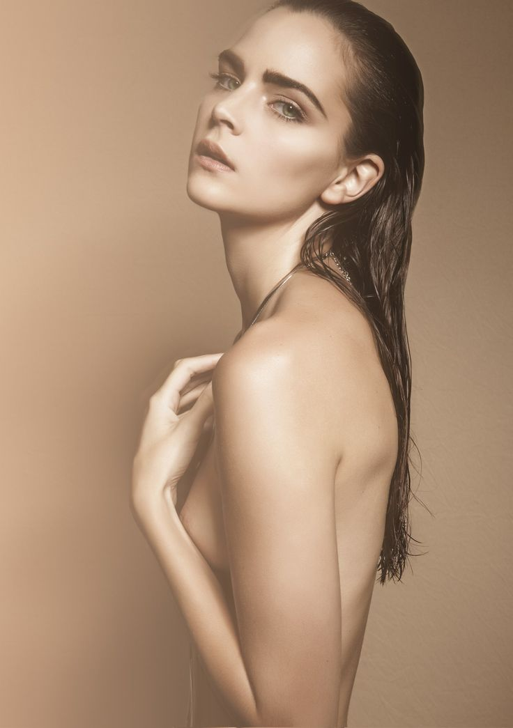 Silver on Skin beauty editorial