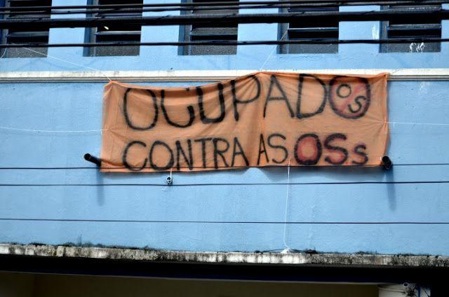 Blog do Arretadinho: Estudantes mantêm ocupação na Secretaria de Educaç...