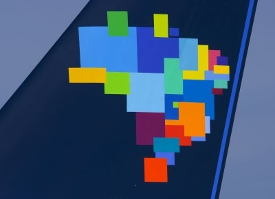 Brazil (Azul Airlines Logo)