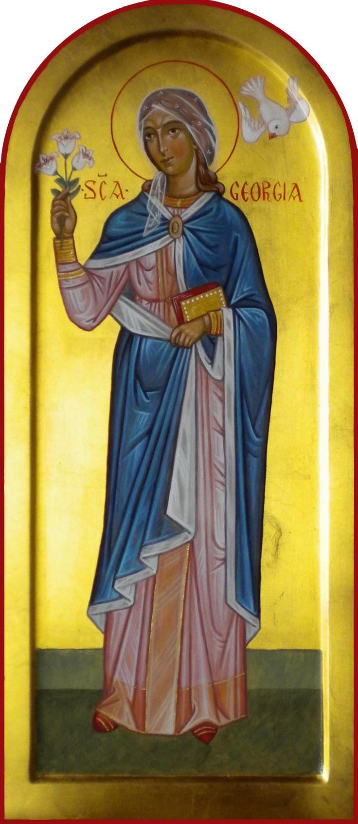 Santa Giorgia per mano di Giuseppe Bottione (Italy)
