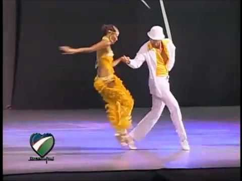 excelentes bailarines de salsa   YouTube