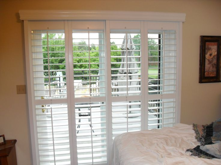 1000+ Ideas About Sliding Door Coverings On Pinterest