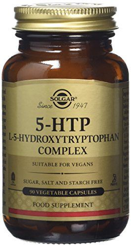 The Product Solgar 5-HTP L-5-Hydroxytryptophan Complex Vegetable Capsules – Pack of 90  Can Be Found At - http://vitamins-minerals-supplements.co.uk/product/solgar-5-htp-l-5-hydroxytryptophan-complex-vegetable-capsules-pack-of-90/