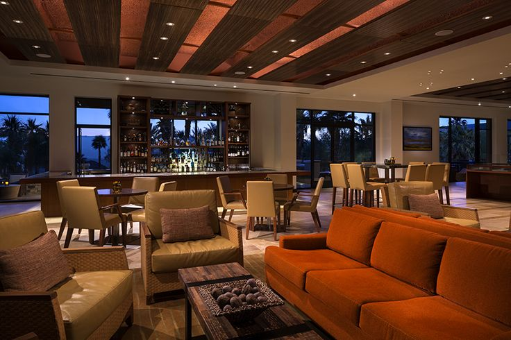 The Ritz-Carlton Rancho Mirage. Re-designed by SB Architects.