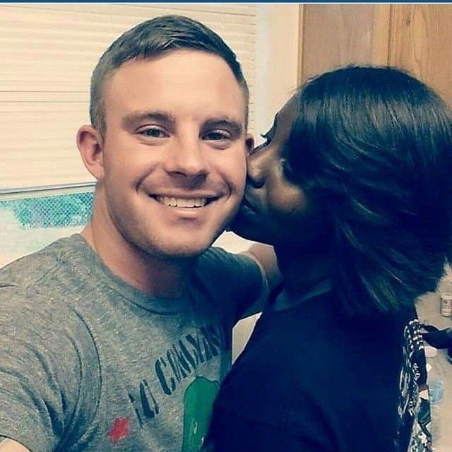 Black man and white girl-9103