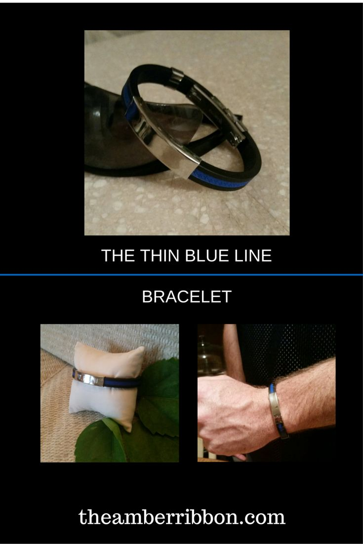 Show your support for our guys & gals in blue.