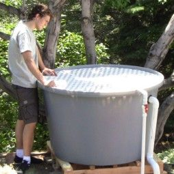AquaBundance Modular 200 Gallon Fish Tank