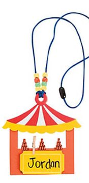 carnival crafts,create your own,blanks,pennant,sand station,painting,face,activities - Jilly Bean Kids www.jillybeankids.com
