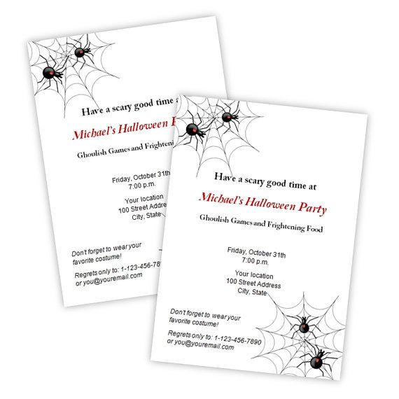 9 best Party Invitations images on Pinterest Card templates - microsoft word template invitation