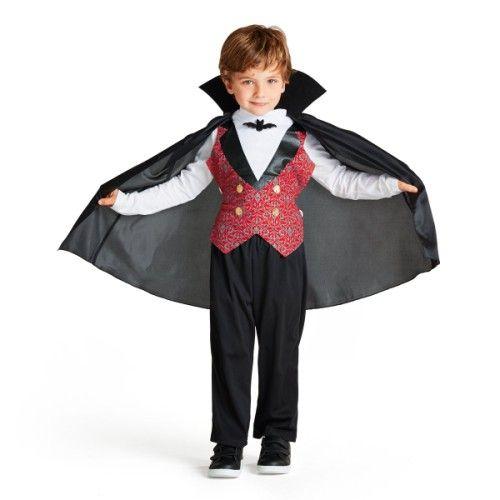 Déguisement vampire 3-5 ans Imagibul création Oxybul pour enfant de ...