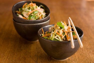 Vietnamese-inspired chicken salad recipe, Viva – visit Food Hub for New Zealand recipes using local ingredients – foodhub.co.nz