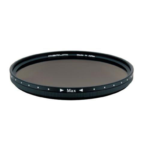 Marumi Grijs Variabel Filter Creation Vari ND2.5-ND500 67 mm  Het variabele 67mm grijsfilter van Marumi biedt een ND waarde van 1/2.5 tot 1/500 en 1 1/3 stops tot 9.0 stops. Hiermee creëert u prachtige foto-effecten in vele situaties. Door aan het filter te draaien kunt u traploos instellen hoeveel licht er tegengehouden moet worden. Zo hoeft u nooit meer met meerdere losse filters te werken. Ondanks het robuuste frame is het ND filter slechts 59mm dik. (Exclusief schroefdraad). Dit voorkomt…