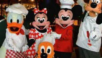 Guide de tous les restaurants avec les personnages de Walt Disney World