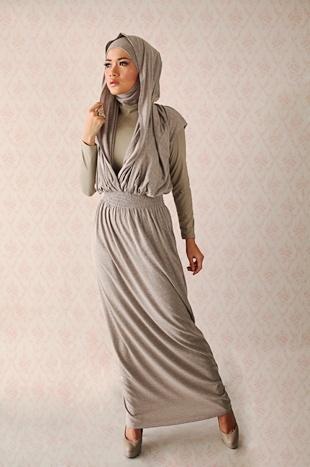 Riamiranda - Hoodie Dress Sleeveless