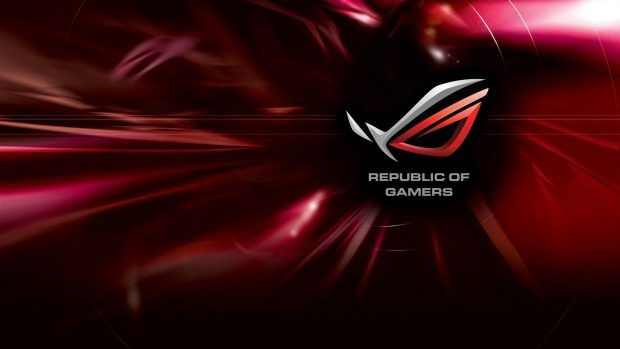 Hd Republic Of Gamers Wallpapers Pixelstalk Net In 2019