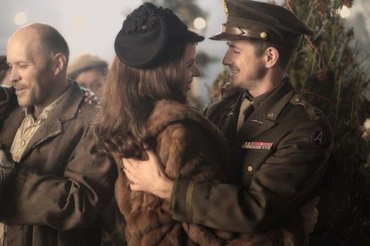 awesome 'A Christmas Truce': Arizona director creates WWII movie for ION TELEVISION