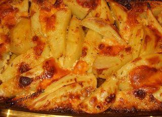 Szemirámisz függőkertje: Mennyei sült krumpli
