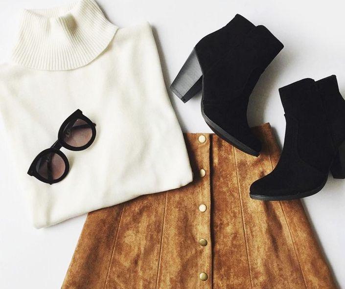 Kışın renklerine uyan, şık ve zarif bir kombin için gereken temel parçaları biz birleştirdik, küçük dokunuşları size bıraktık. :) #zarif #kombin #fashion #moda #kucuk #dokunus #palmcitymersinavm #mersin