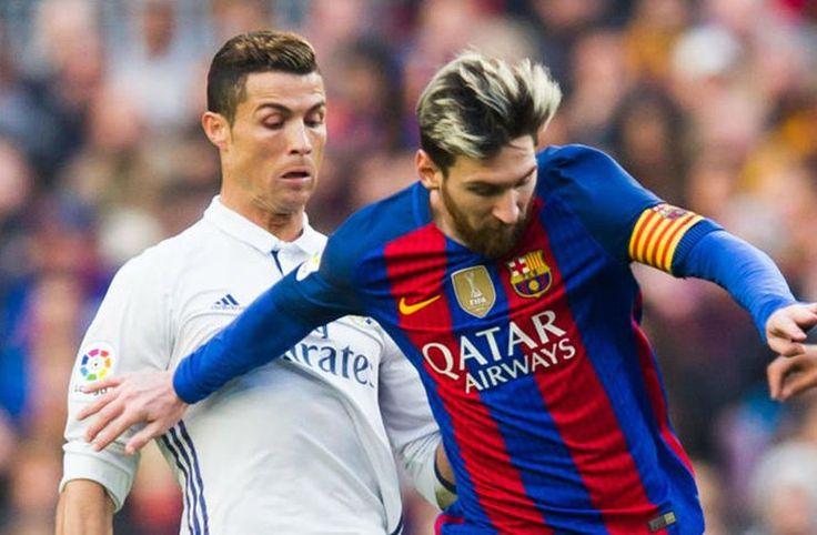 Berita Bola: Ronaldo Seperti Musik Metal, Messi Laiknya Reggae -  https://www.football5star.com/liga-spanyol/real-madrid/berita-bola-ronaldo-seperti-musik-metal-messi-laiknya-reggae/100032/