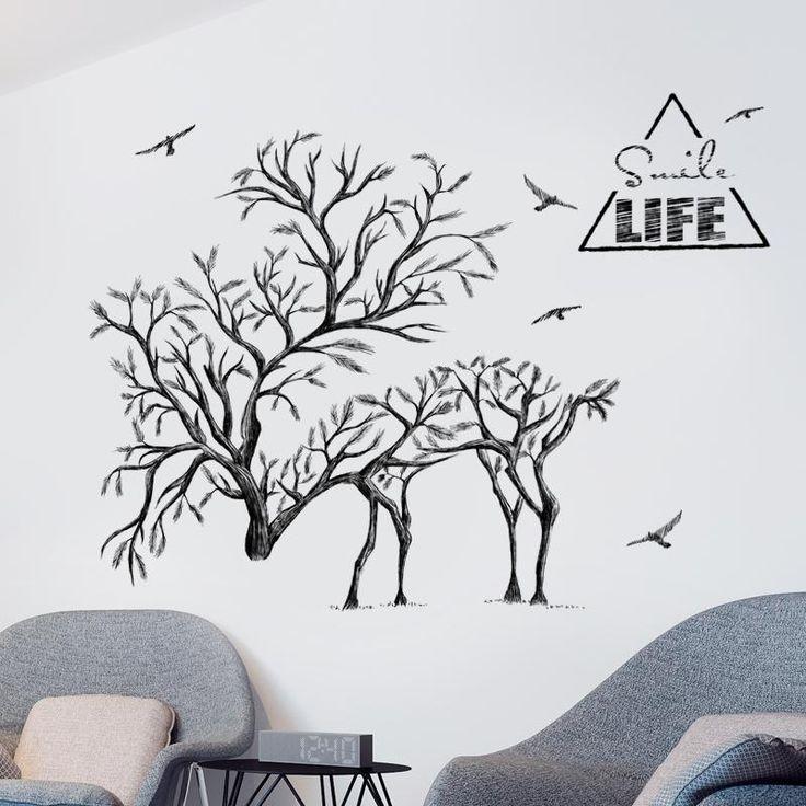 Дерево из пенопласта фото