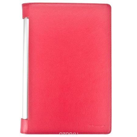 """IT Baggage чехол для Lenovo Yoga Tablet 2 10"""", Red  — 775 руб. —  Чехол IT Baggage для Lenovo Yoga Tablet 2 10"""" - это стильный и лаконичный аксессуар, позволяющий сохранить планшет в идеальном состоянии. Он имеет свободный доступ ко всем разъемам устройства, и в то же время надежно удерживает технику, а обложка защищает корпус и дисплей от появления царапин, налипания пыли. Также чехол можно использовать как подставку для чтения или просмотра фильмов."""