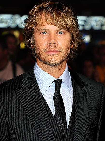Eric Christian Olsen (1977 - ) American actor - Best known for Detective Marty Deeks on NCIS: Los Angeles