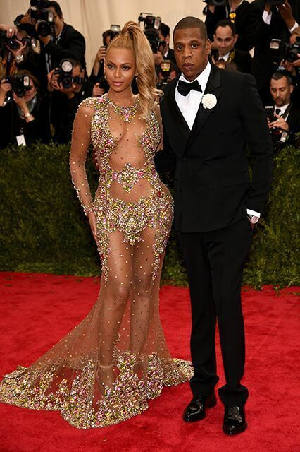 Beyoncé & Jay Z ~  He's got his thoroughest girl with him — who defined flawless way before she started singing about it. Together, they slay.
