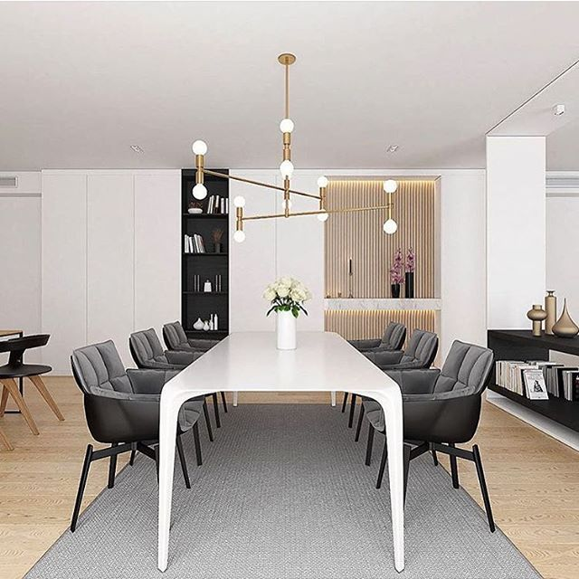 Destaque Para O Pendente, Que Rouba A Cena Com Muita Classe!  Adoramos!!!#arquitetura #architecture #decor #homedecor #design #homedesign  #interiordesign ... Part 93