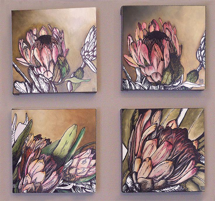 Proteas | Anina Deetlefs