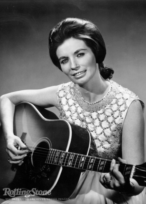 June Carter Cash, c1970 (Michael Ochs)