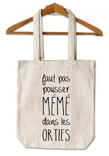 """Tote Bag """"Mémé"""""""