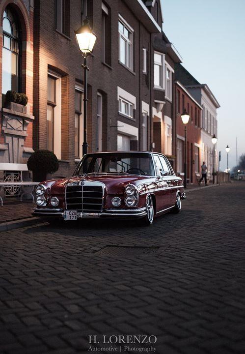 Mercedes-Benz 280 S W 108- #LadyLuxuryDesigns
