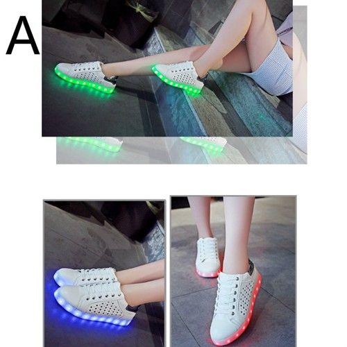 (Present:kleines Handtuch)Gold EU 41, Sneakers JUNGLEST® für Herren 7 USB Unisex Farbe Damen Metallic mode Glow Party Turnschuhe Aufladen Ta