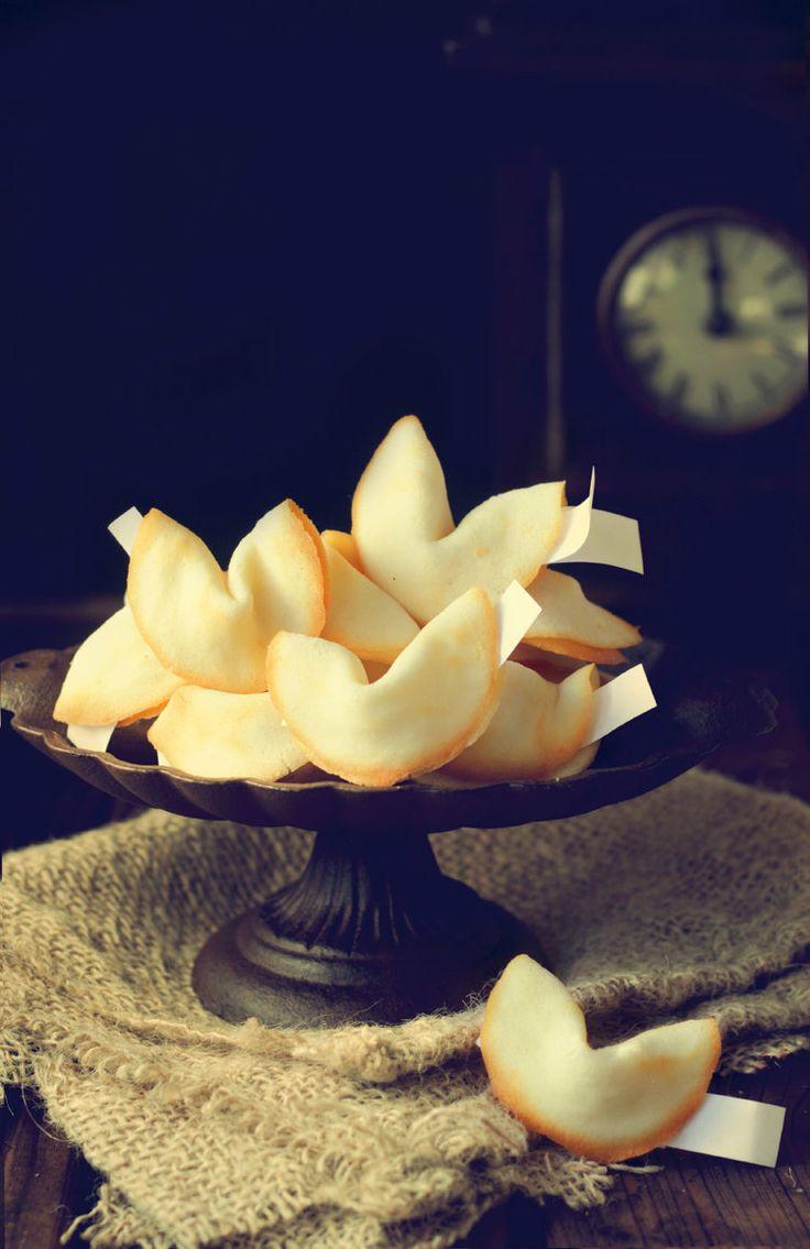 Kanela y Limón: Galletas chinas de la fortuna