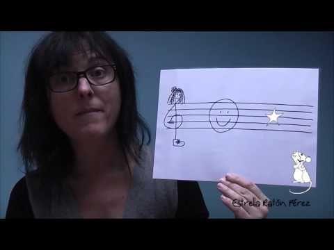 ¿Necesitas un cuento del pentagrama, la clave de sol y las notas SOL y MI? Te va a encantar. Estrella Ratón Pérez somos un canal de Youtube de ideas, de recursos educativos, de cuentos, de animación a la lectura, de palabras, de sonrisas... http://www.youtube.com/user/EstrellaRatonPerez