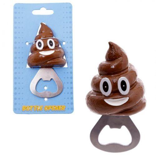 Décapsuleur Emoji caca - 5,90€