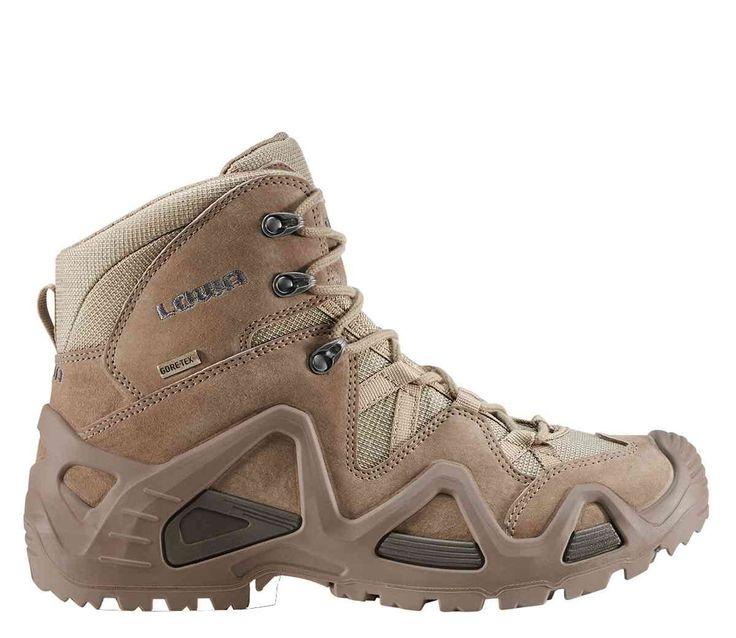Lowa Zephyr GTX Mid TF (310537 0736 -- color = Coyote) #Footwear