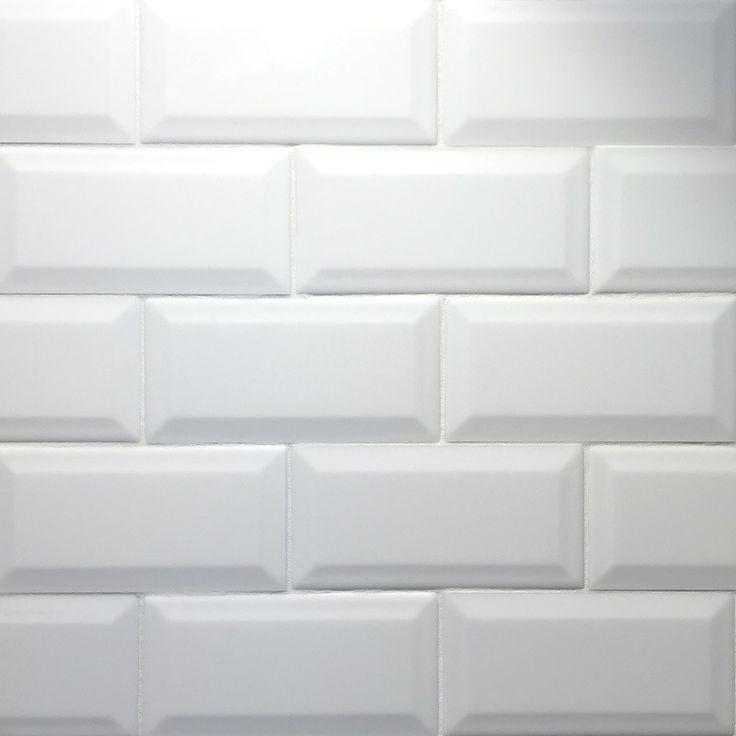 25 beste idee n over metrotegels op pinterest metrotegel keuken tegels en metro tegel keuken - Groene metro tegels ...
