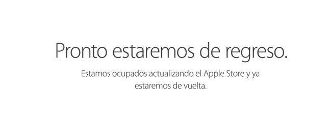 Apple Store Online Cerrada. ¿iPhone 6 y iWatch a la Vista?