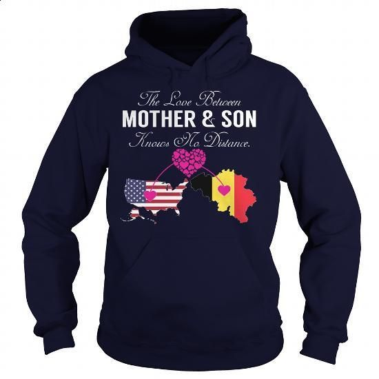 THE LOVE BETWEEN MOTHER AND SON - United States Belgium - #hooded sweatshirts #funny tees. GET YOURS => https://www.sunfrog.com/States/THE-LOVE-BETWEEN-MOTHER-AND-SON--United-States-Belgium-130933481-Navy-Blue-Hoodie.html?60505