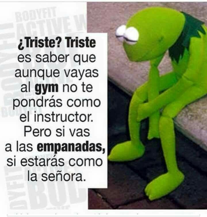 La rana triste